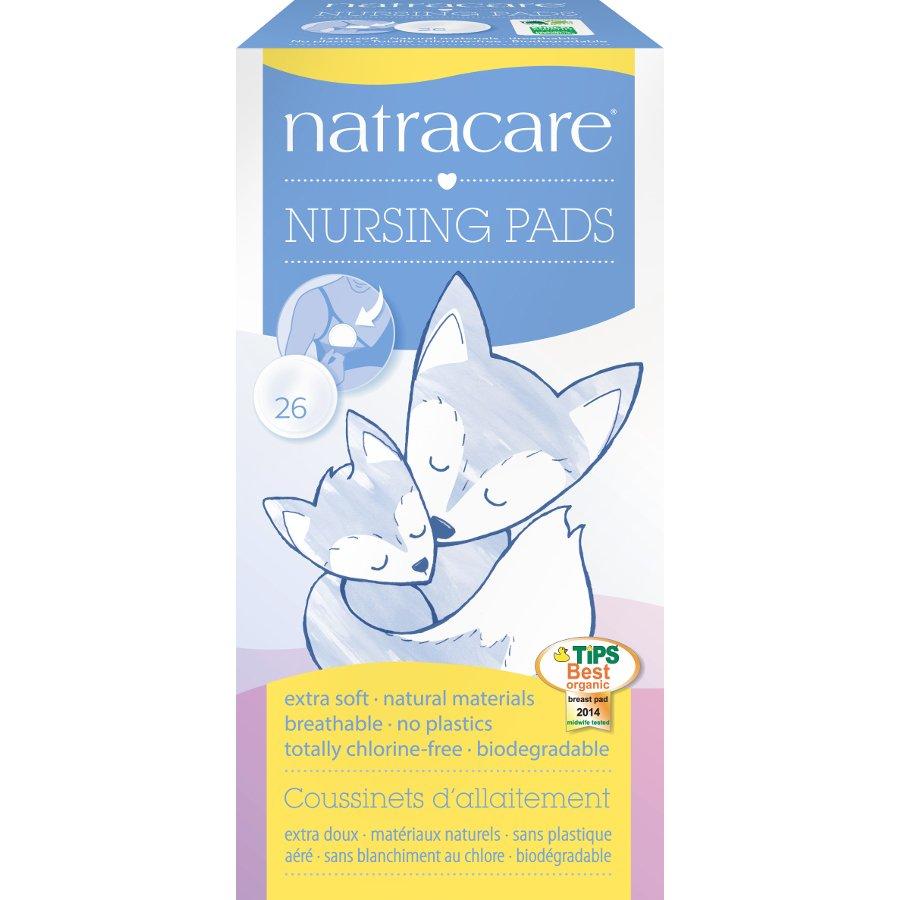 Discos de lactancia naturales Natracare