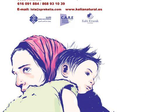 Portabebés para Siria