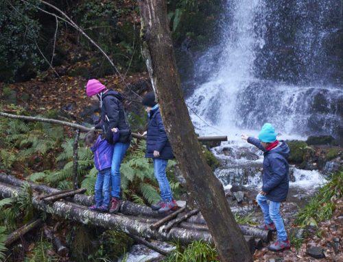 La Cascada de Gondramaz, Aldeias do Xisto