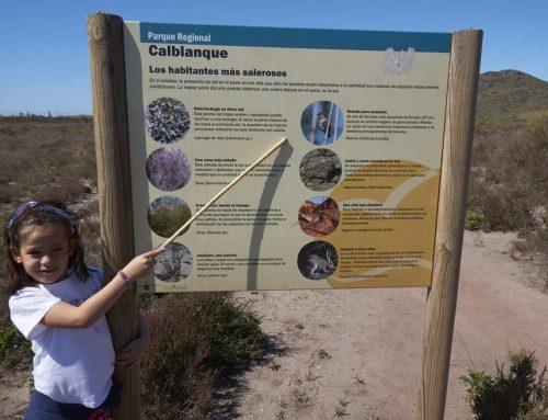 Rutas por Calblanque; las Salinas del Rasall