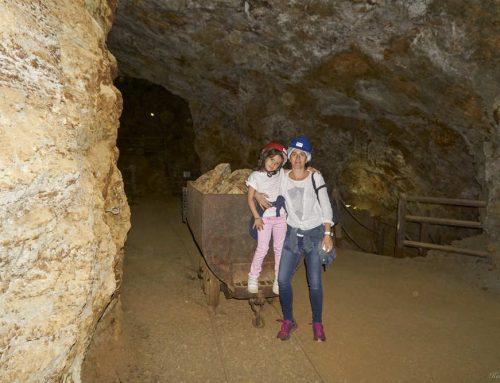 El Parque Minero de la Unión; La Mina Agrupa Vicenta