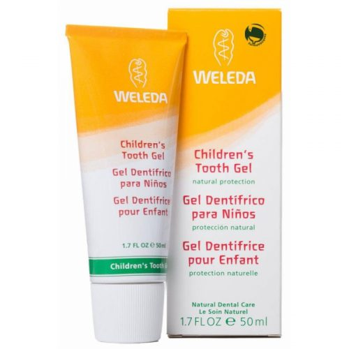 Gel dentífrico Weleda