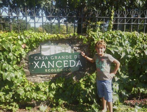 Visita a la granja ecológica Casa Grande de Xanceda