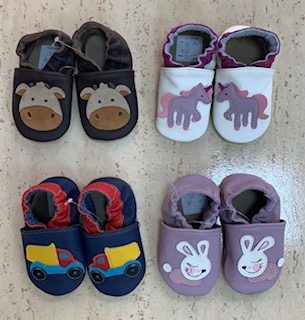 Babice zapatos suela blanda